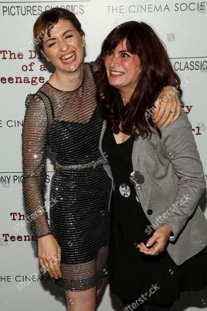 "Editorial image of NY Special Screening of ""The Diary of a Teenage Girl"", New York, USA"