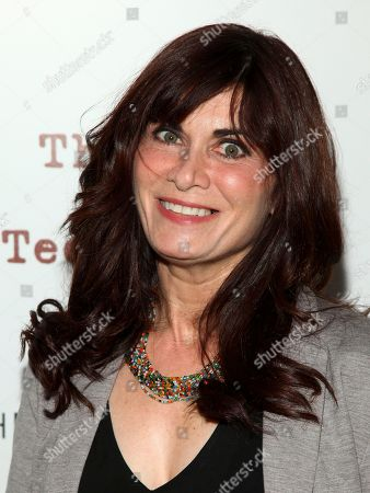 "Stock Image of Phoebe Gloeckner attends a special screening of ""The Diary of a Teenage Girl"", hosted by The Cinema Society and Sony Pictures Classics, at the Landmark Sunshine Cinema, in New York"