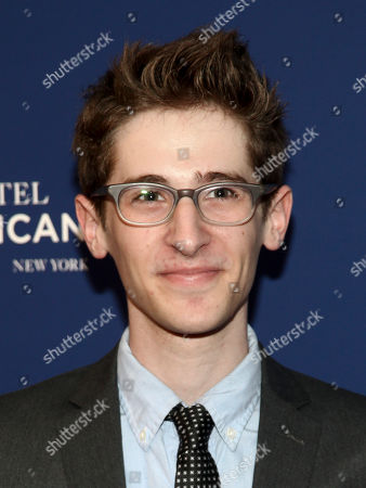 """Actor Noah Robbins attends a special screening of """"The Hollars"""" at Cinepolis Chelsea, in New York"""