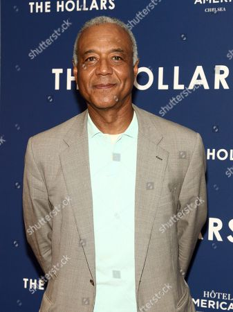 """Actor Ron Claiborne attends a special screening of """"The Hollars"""" at Cinepolis Chelsea, in New York"""