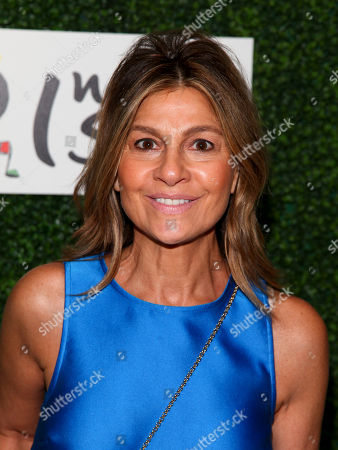 Stock Picture of Lisa Perry attends the New York Fashion Week Spring/Summer 2016 Couture Council Awards Luncheon at the David Koch Theater, in New York