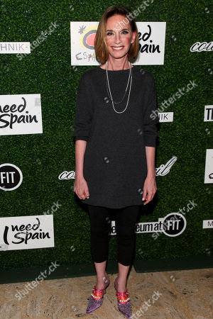 Stock Picture of Michele Gerber Klein attends the New York Fashion Week Spring/Summer 2016 Couture Council Awards Luncheon at the David Koch Theater, in New York