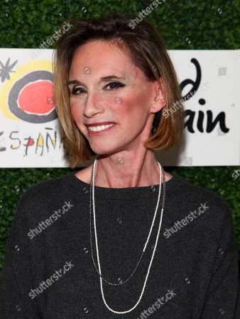 Stock Image of Michele Gerber Klein attends the New York Fashion Week Spring/Summer 2016 Couture Council Awards Luncheon at the David Koch Theater, in New York