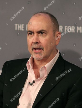 """Stock Picture of Executive Producer Terrence Winter attends a screening of """"Boardwalk Empire"""" at PaleyFest: Made In NY on in New York"""