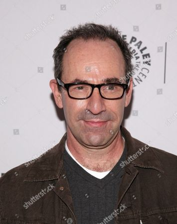 """Stock Photo of Writer Howard Korder attends a screening of """"Boardwalk Empire"""" at PaleyFest: Made In NY on in New York"""