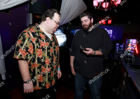 Devin Ratray is seen at PCL Day Lounge Day 3 on in Park City, Utah