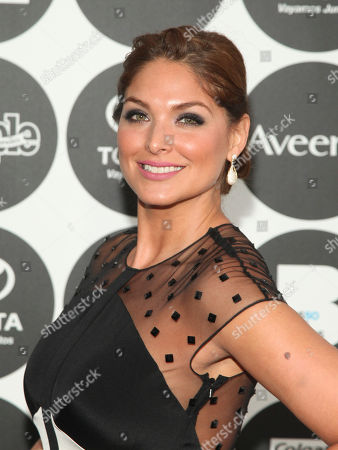 """Blanca Soto attends People en Espanol's """"50 Most Beautiful Awards"""" at IAC, in New York"""