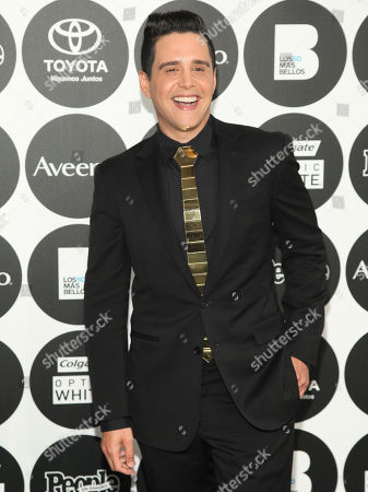 "Alejandro Chaban attends People en Espanol's ""50 Most Beautiful Awards"" at IAC, in New York"