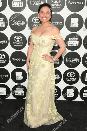 "Karen Hoyos attends People en Espanol's ""50 Most Beautiful Awards"" at IAC, in New York"