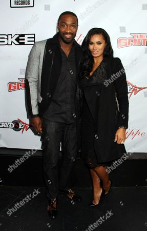 Editorial photo of Private Black Friday Birthday Dinner for The Game, Beverly Hills, USA