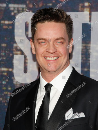 Jim Breuer attends the SNL 40th Anniversary Special at Rockefeller Plaza, in New York