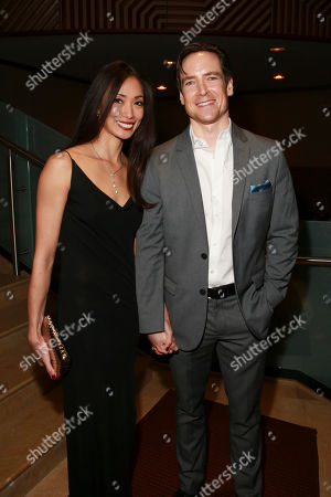 Editorial picture of Starz's Flesh and Bone NYC Premiere, New York, USA