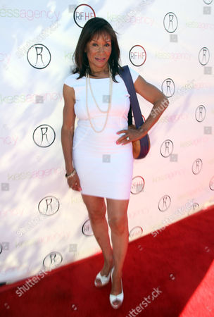 """Freda Payne arrives at Robi Reed's 10th Annual """"Sunshine Beyond Summer"""" Celebration - The Day Party with a Purpose at the Getty House, in Los Angeles"""