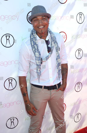 """Jamar Rogers arrives at Robi Reed's 10th Annual """"Sunshine Beyond Summer"""" Celebration - The Day Party with a Purpose at the Getty House, in Los Angeles"""