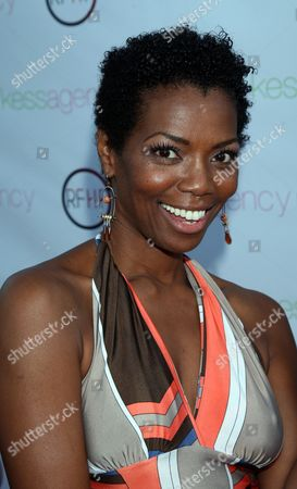 """Vanessa A. Williams arrive at Robi Reed's 10th Annual """"Sunshine Beyond Summer"""" Celebration - The Day Party with a Purpose at the Getty House, in Los Angeles"""