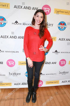 Jamie Gray Hyder attends Talent Resources Suites,, in Park City, Utah