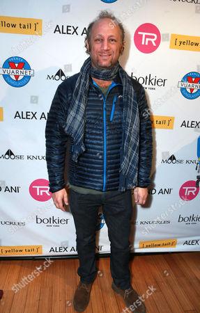 Stock Image of Scott Krinsky attends Talent Resources Suites, in Park City, Utah