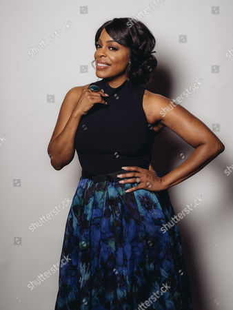 Niece Nash poses for a portrait at the Television Academy's 67th Emmy Awards Performers Nominee Reception at the Pacific Design Center on in West Hollywood, Calif