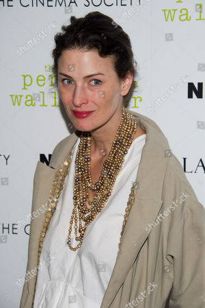 """Marina Rust Connor attends """"The Perks of Being a Wallflower"""" premiere hosted by the Cinema Society and Lancome on in New York"""