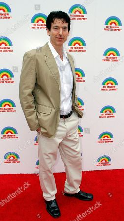"""Actor Robert Standley arrives at a Special Performance of The Rainmaker Benefiting """"Here To Serve"""" on at Edgemar Center For The Performing Arts in Santa Monica, Calif"""