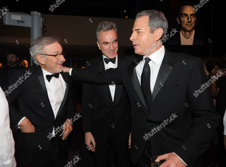 Director Steven Spielberg, Daniel Day-Lewis and Time magazine's managing editor Rick Stengel Rick Stengel attend the TIME's 100 Most Influential People in the World Gala on Tuesday, April, 23, 2013 in New York City, New York
