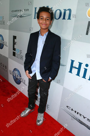 Stock Photo of Tyree Brown seen at the Universal, NBC, Focus Features, E! Entertainment Golden Globes After Party Sponsored by Chrysler and Hilton, in Beverly Hills