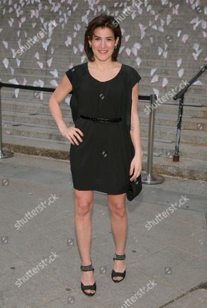 Director of Programming for the Tribeca Film Festival Genna Terranova attends the Vanity Fair Tribeca Film Festival Party,, in New York