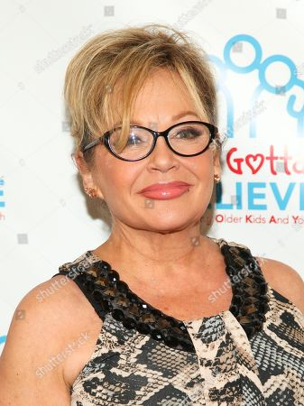 Charlene Tilton attends Voices for The Voiceless: Stars for Foster Kids at the St. James Theatre, in New York
