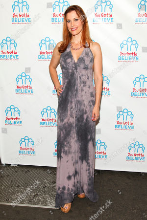Rachel York attends Voices for The Voiceless: Stars for Foster Kids at the St. James Theatre, in New York