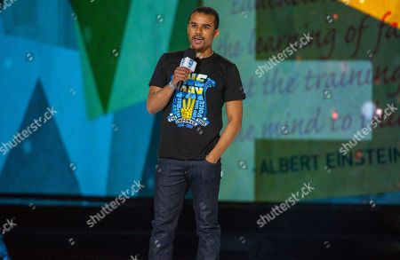 Editorial image of We Day Illinois 2015, Chicago, USA