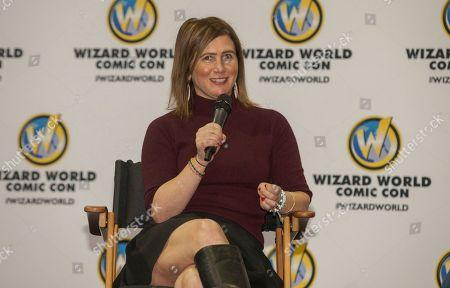 Editorial photo of Wizard World Comic Con Fan Fest , Chicago, USA