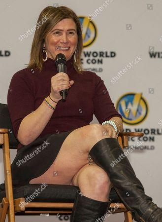 Editorial image of Wizard World Comic Con Fan Fest , Chicago, USA