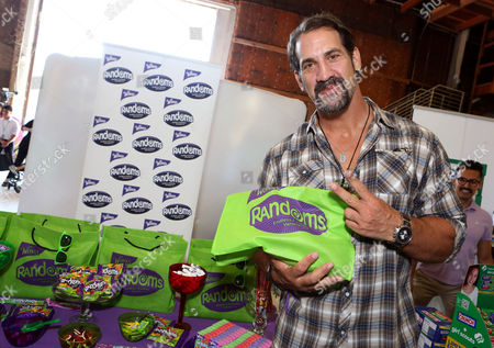 Actor Matt Willig visits the WONKA Randoms candy bar at an Emmy Awards gift suite on in Los Angeles. Please visit WONKA's facebook page at www.facebook.com/wonka
