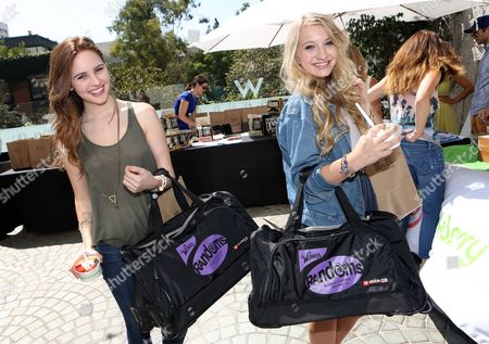 Editorial picture of WONKA Randoms at Teen Choice Awards Gift Suite, Westwood, USA