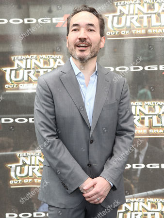 "Steve Jablonsky attends the world premiere of ""Teenage Mutant Ninja Turtles: Out of the Shadows"" at Madison Square Garden, in New York"