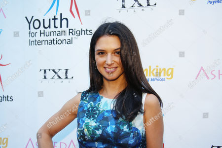 Editorial image of Youth for Human Rights International Celebrity Benefit, Los Angeles, USA