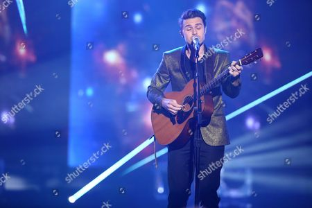 """Editorial picture of """"American Idol"""" Farewell Season Finale - Show, Los Angeles, USA"""