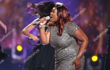 "Editorial photo of ""American Idol"" Farewell Season Finale - Show, Los Angeles, USA"