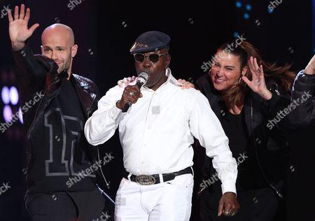 "Editorial image of ""American Idol"" Farewell Season Finale - Show, Los Angeles, USA"