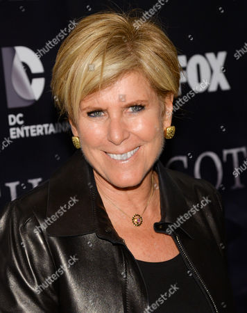 "Suze Orman attends the ""Gotham"" series premiere event at the New York Public Library, in New York"