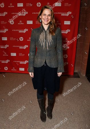 "Actress Hillary Baack attends Fox Searchlight's ""The East"" premiere during the Sundance Film Festival on Sunday, Jan. 20, in Park City, Utah"