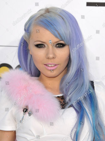 Kerli arrives at the 2012 Billboard Awards at the MGM Grand on in Las Vegas, NV