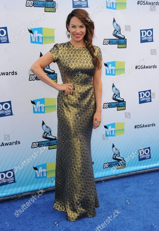 Stock Picture of Charity Shea attends the 2012 Do Something awards on in Santa Monica, Calif