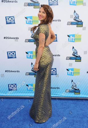 Editorial image of 2012 Do Something Awards - Arrivals, Santa Monica, USA