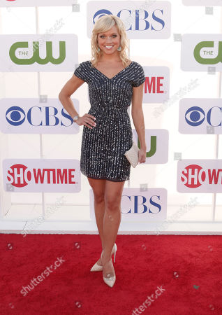 Editorial picture of 2012 TCA Summer Tour - CBS, Showtime And The CW Party