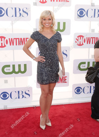 Editorial photo of 2012 TCA Summer Tour - CBS, Showtime And The CW Party