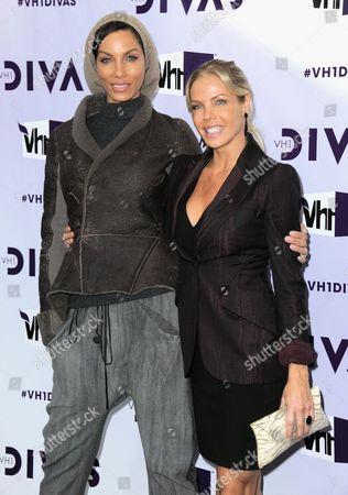 Editorial photo of 2012 VH1 Divas Arrivals, Los Angeles, USA
