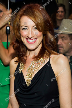 Kate Wetherhead attends the 2013 Drama Desk Awards on in New York