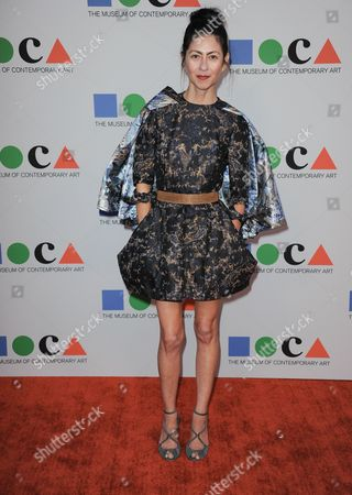 Editorial image of 2013 MOCA Gala Celebrating the Opening of the Urs Fischer Exhibition, Los Angeles, USA
