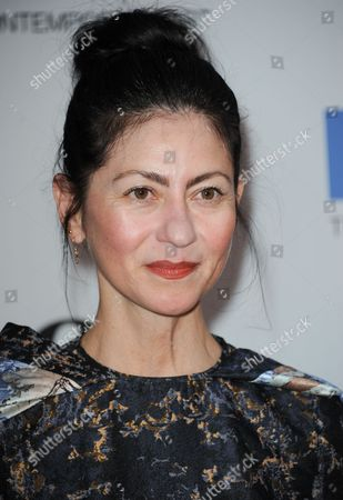 Stock Photo of Magda Berliner arrives at the 2013 MOCA Gala celebrating the opening of the Urs Fischer exhibition at MOCA on in Los Angeles